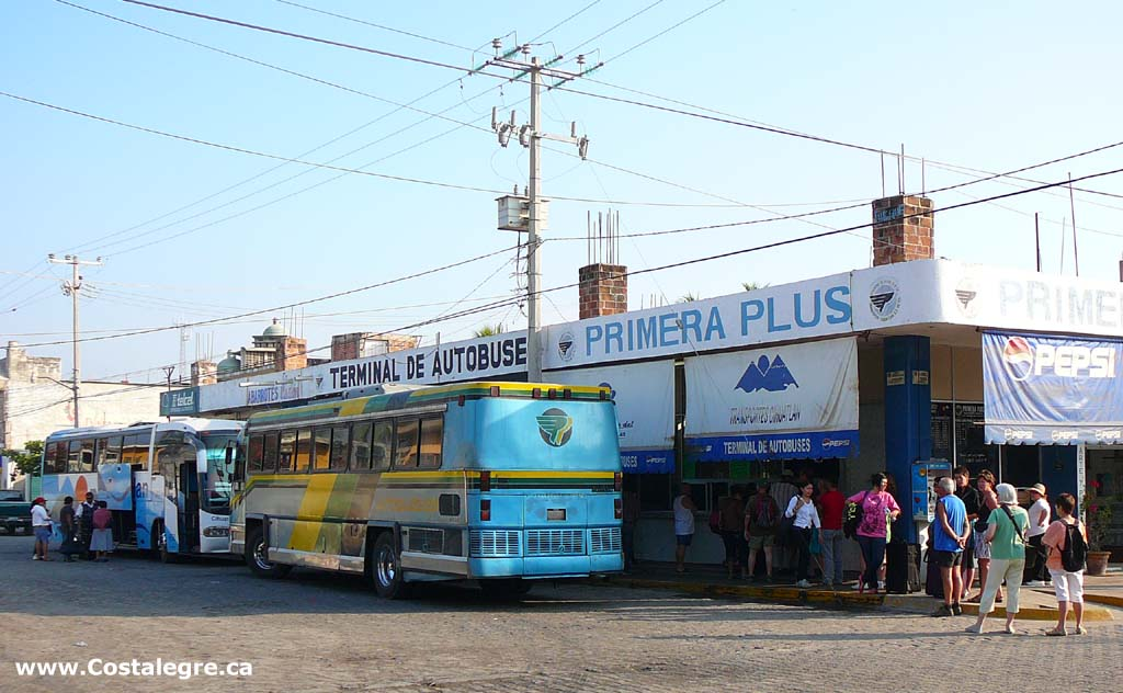 Cihuatlán - Pacific Bus Station
